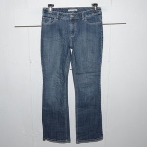 Chico's charm womens jeans size 1 R 8855